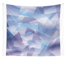 Abstract geometric pattern Wall Tapestry
