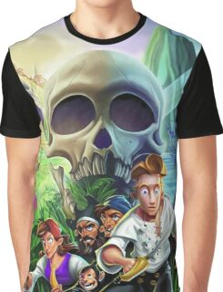 Monkey Island Special Edition Graphic T-Shirt