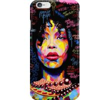 Miss Erykah Badu iPhone Case/Skin