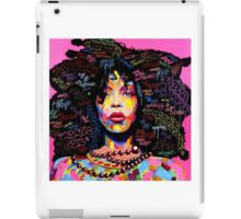 Miss Erykah Badu iPad Case/Skin