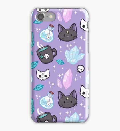 Herb Witch iPhone Case/Skin