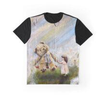 Bereable lightness of being , teddy bear Graphic T-Shirt