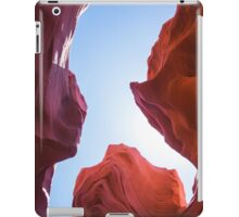 Red Walls - Nature Photography iPad Case/Skin