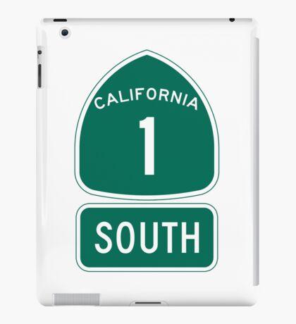 California 1 - South iPad Case/Skin