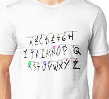 STRANGER THINGS LIGHTS Unisex T-Shirt