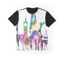 London Ink Graphic T-Shirt