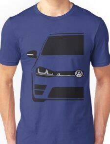 MK7 Golf R Half Cut Unisex T-Shirt