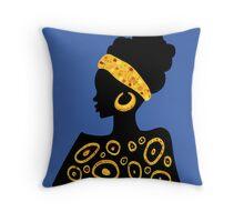 O Africa! Throw Pillow