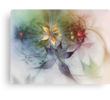 FloralDreams Canvas Print