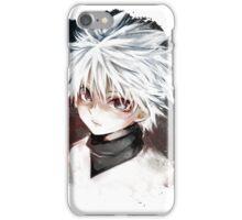 Hunter x Hunter-Killua Zoldyck iPhone Case/Skin