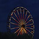 Ferris Wheel by Sharon Brown