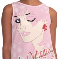 Truly Outrageous ! Since 1985 - Sparkling Edition Contrast Tank