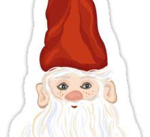 Lucky gnome Sticker