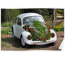 VW Car Plant! Poster