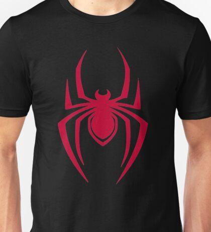 Simple Spider-Man Miles Morales  Unisex T-Shirt