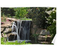 Small HVG Waterfall Poster