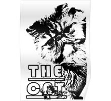 The Persian Cat is Awesome Poster