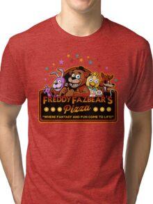 FNAF Tri-blend T-Shirt