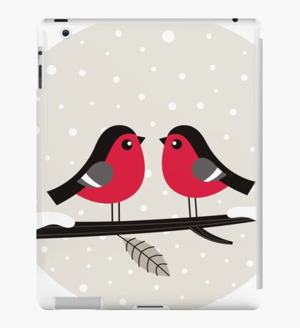 New in shop. Two birds collection available iPad Case/Skin