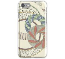 Round-A-Bout iPhone Case/Skin