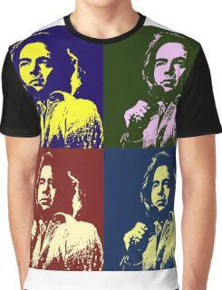 Neil Diamond Pop Art Graphic T-Shirt
