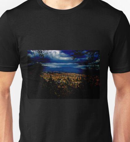 Dramatic Cuenca Unisex T-Shirt