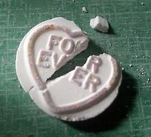 Love Hearts: For/Ever by evilflea