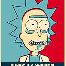Rick for President by nefos