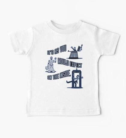 Reality is Cool Baby Tee