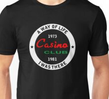 Northern Soul Wigan Casino Club I was there Unisex T-Shirt