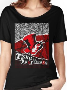 Phantom Thieves of Hearts Women's Relaxed Fit T-Shirt