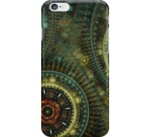 Steampunk Gears iPhone Case/Skin