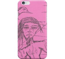 split ends iPhone Case/Skin
