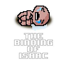The Binding Of Isaac Photographic Print