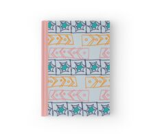 Stars and arrows Hardcover Journal