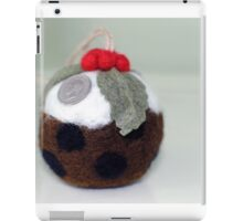 Lily's Pudd's a Pudding  iPad Case/Skin