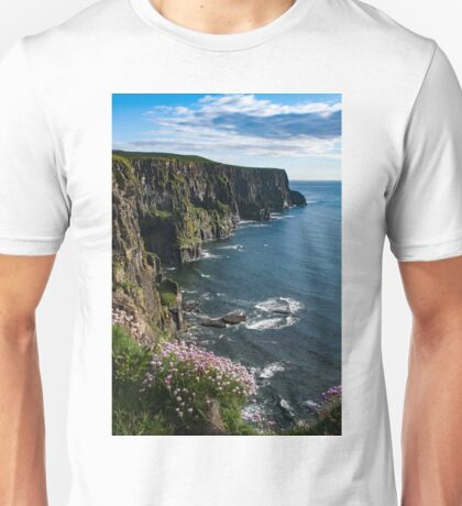 Cliffs Of Moher, Clare, Ireland Unisex T-Shirt