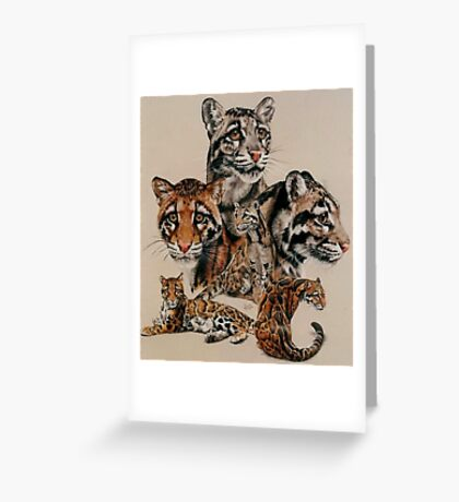 Absence of Fear Greeting Card