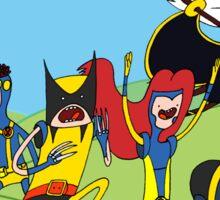 Marvel Time: X-Men Sticker