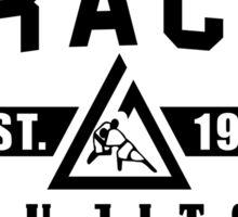 Gracie Brazilian  Jiu Jitsu martial arts EST 1925 Sticker