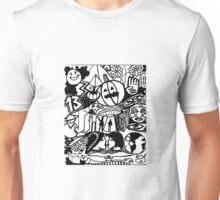 Trip at the brain Unisex T-Shirt