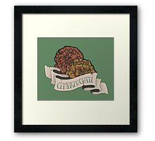 Cempazuchitl Framed Print