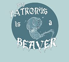 My Patronus is a Beaver by Jerosmith0819