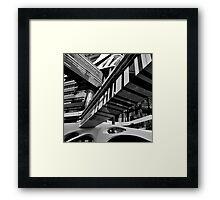 Peter Mac Framed Print