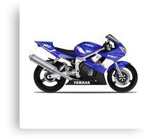 Yamaha R6 Canvas Print