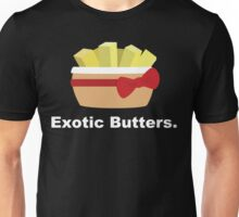 FNAF: Sister Location, Now With 100% More Butter! Unisex T-Shirt