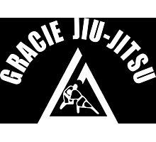 Gracie Jiu Jitsu Martial Arts Brazilian Photographic Print