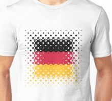 Flag of Germany / Deutschlandflagge Unisex T-Shirt