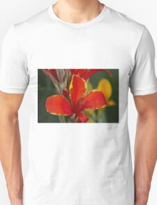 lily in spring Unisex T-Shirt