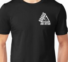 Gracie Jiu Jitsu Martial Arts Brazilian black Unisex T-Shirt